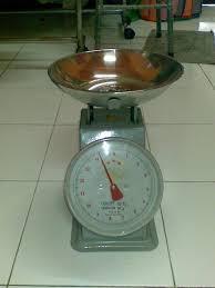 Timbangan Duduk Plastik timbangan duduk 15 kg 盪盪 jual peralatan rumah tangga