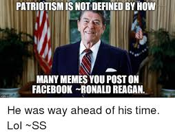 Define A Meme - patriotismis not defined by how many memes youpost on facebook