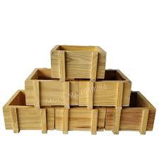 Modern Wood Planter by Popular Modern Planter Boxes Buy Cheap Modern Planter Boxes Lots