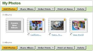 photo album online online digital photo albums