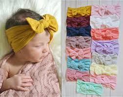 baby headbands etsy