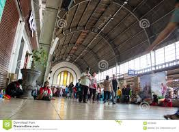 stasiun kota old train station in jakarta indonesia dutch colonial