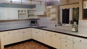 Paint For Kitchen Cabinets Uk Painting Wooden Kitchen Cabinets Uk Home Design Hay Us