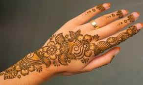 50 floral mehendi designs for arms and