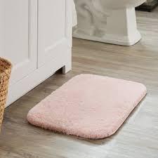 Pink Bathroom Rugs And Mats Pink Bath Rugs Mats You Ll Wayfair