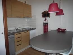 amenagement cuisine studio montagne diaporama devoluy studio 4 pers la joue du loup location