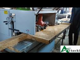 woodworking machinery plank multiple rip saw processing willow and