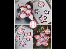 diy mint ornaments bowls