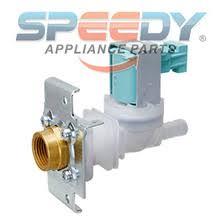 Bosch Dishwasher Water Inlet Filter Bosch 425458 Water Valve Replacement U003e Speedy Appliance Parts