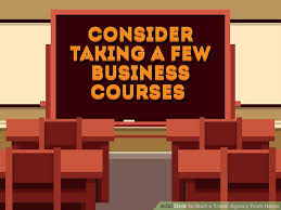 How To Start Home Design Business How To Start A Travel Agency From Home With Pictures Wikihow