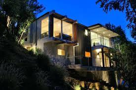 hillside house plans hillside house designs small modern hillside house plans with