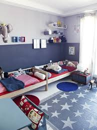 Darling Red White And Blue Boys Bedroom Star Navy For Those - Boys bedroom ideas blue