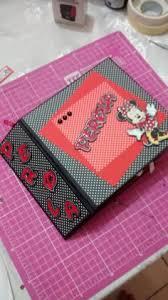 minnie mouse photo album pin by paula on album de fotografias minnie mouse