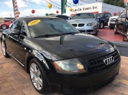 lexus of melbourne dealerrater black audi tt in florida for sale used cars on buysellsearch