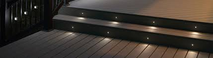 best stair lights step outdoor lighting recessed with regard to Kichler Step Lights