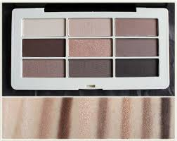 h m eye colour palette in smoky s