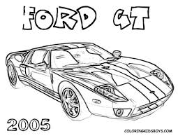 car coloring ford cars free sheets mustangs 373412 coloring