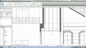 revit tips place ceiling hangers in a section view 1