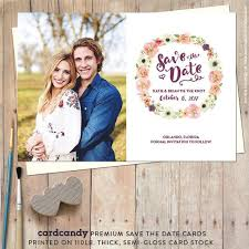 Rustic Save The Date Cards Save The Date Custom Postcards Pacq Co