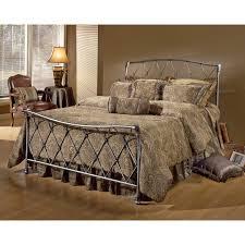 hillsdale janis sleigh bed hayneedle