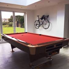 pool table ball return system 9ft buffalo pro ii pool table in brown ball return system 9ft