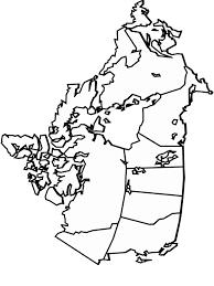 coloriage pays et regions canada à colorier allofamille