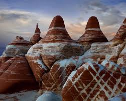 Utah travel reservation images Amazing rock formations blue canyon hopi indian reservation land jpg