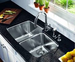 Chic Stainless Steel Undermount Double Sink Deep Stainless Steel - Deep stainless steel kitchen sinks