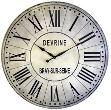 french style wall clock for decorating u2013 wall clocks