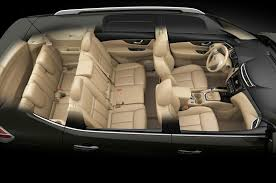 lexus 7 seater indonesia 2014 nissan x trail softer styling and seven seats for third gen
