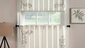 kitchen curtains and valances ideas black and white striped kitchen curtains small kitchen window