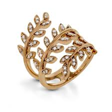 gold hand rings images 18k rose gold right hand fashion cocktail ring 45d fashion jpg