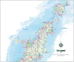 Map Of Door County Wisconsin by Maps U2013 Door County Today