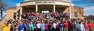 Unt Parking Map Greek Life Division Of Student Affairs