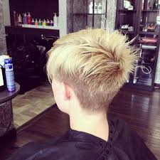 pic of back of spikey hair cuts 10 exclusive short spiky hairstyles for fearless women