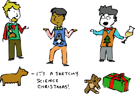 deliver presents sketchy science the gift bomb could santa really deliver