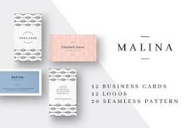 Business Card Measures Marine Business Cards Business Card Templates Creative Market