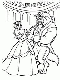 beauty and the beast rose coloring page beauty beast rose coloring