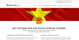 4 easy steps to get vietnam visa on arrival for south africans