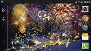 fireworks live wallpaper android apps on google play