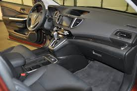 honda crv 2016 interior quick look 2015 honda cr v the truth about cars