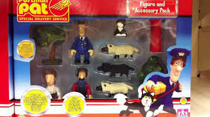 postman pat special delivery service toy figures