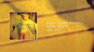 modern photo album modern baseball sports lp 2012