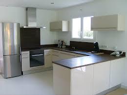 cuisine beige cuisine beige laquée photos de design d intérieur et décoration