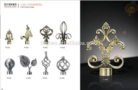 Metal Curtain Rods And Finials Curtain Rod Wholesale Curtain Rod Wholesale Suppliers And
