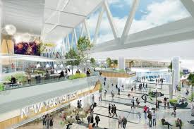 New York Lga Airport Map by Laguardia Airport Revamp Price Tag Could Rise To 8b Curbed Ny