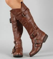 womens flat boots uk 39 99 shoehorne montage 06 womens chestnut brown buckle