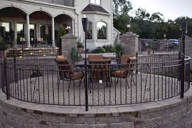 Paver Patio Nj by Landscape Design And Build Contractor North New Jersey Rusk Llc