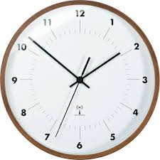 wand uhr funk wanduhr tfa 98 1097 25 5 cm x 5 cm holz clocks interiors