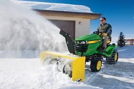 new snow blowers for john deere lawn tractors